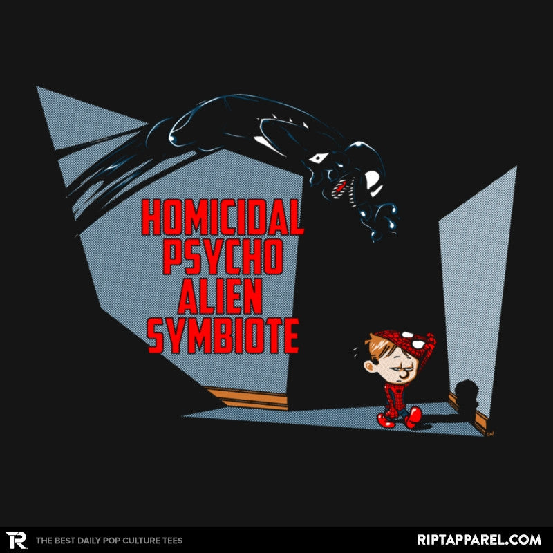Homicidal Psycho Alien Symbiote Reprint - Collection Image - RIPT Apparel