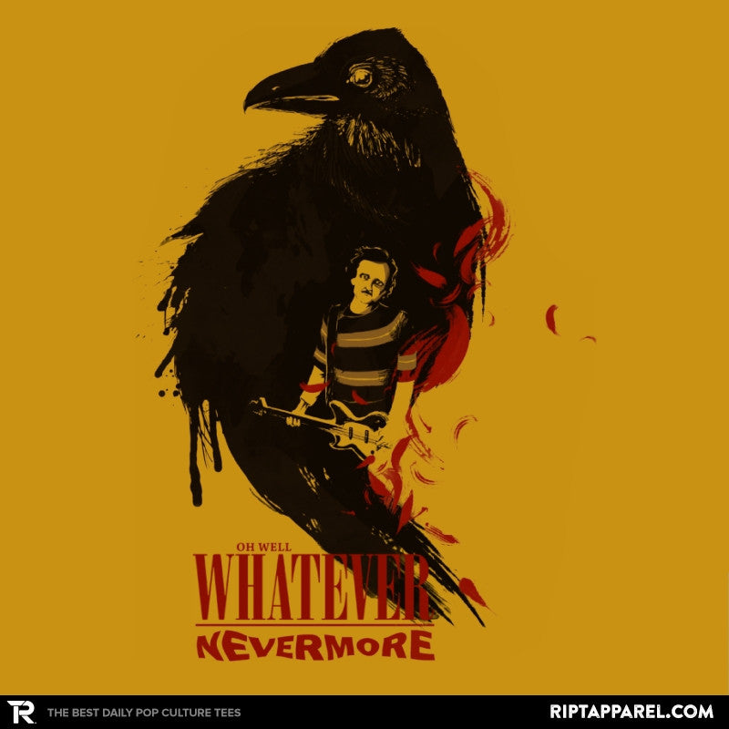 Whatever, Nevermore Exclusive - 90s Kid - Collection Image - RIPT Apparel