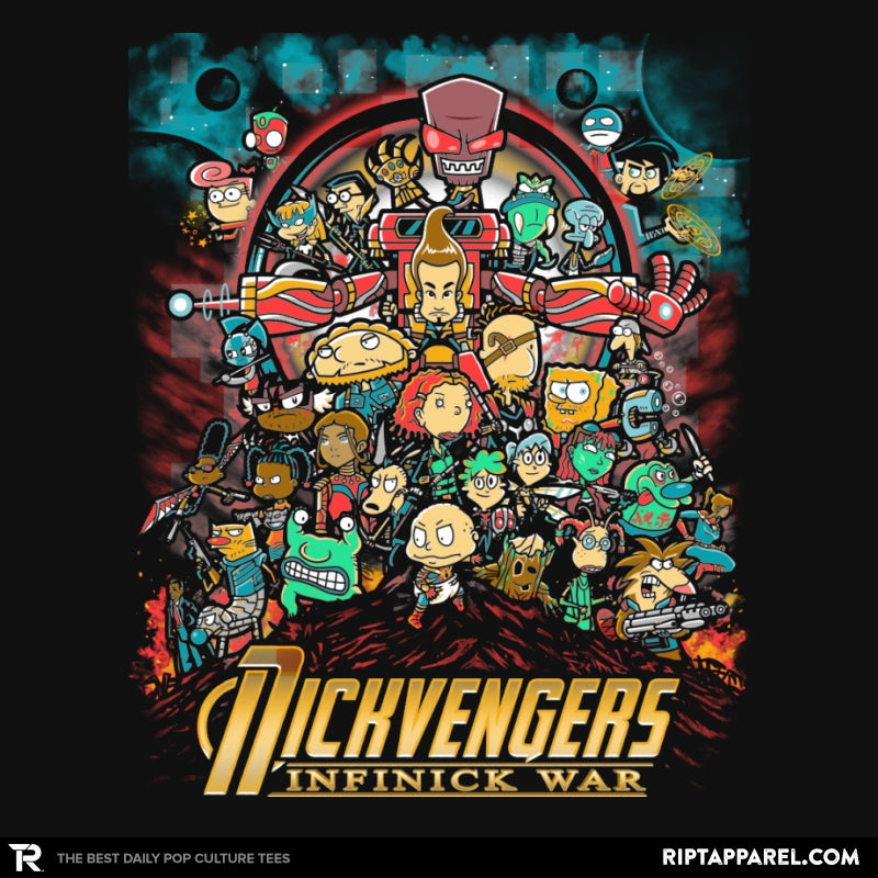 Infinick War - Best Seller - RIPT Apparel