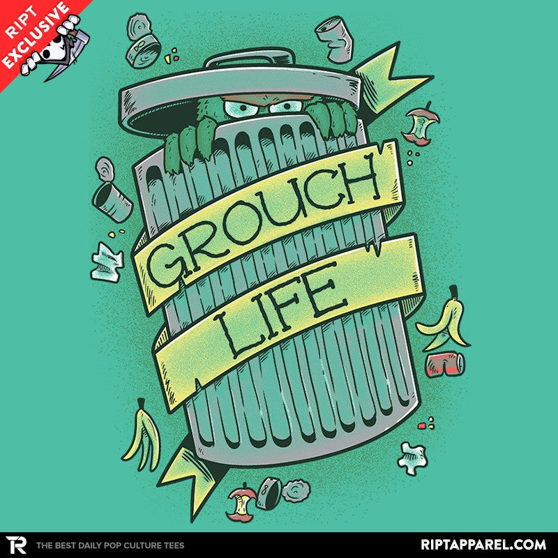 Grouch Life Exclusive - RIPT Apparel