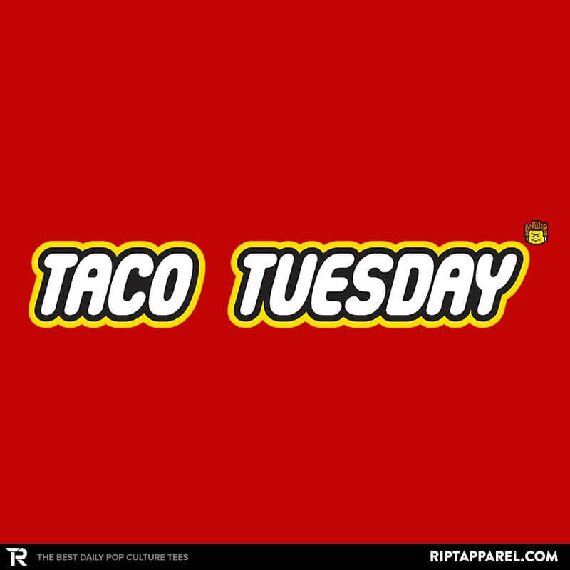 Taco Tuesday Exclusive - RIPT Apparel