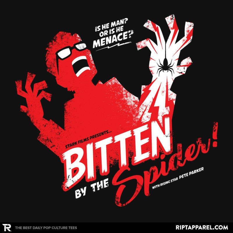 Bitten by the Spider Exclusive - RIPT Apparel