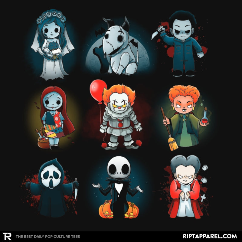Nerdy Halloween - Collection Image - RIPT Apparel