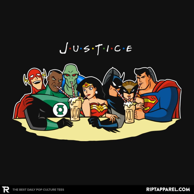 Justice Friends - RIPT Apparel