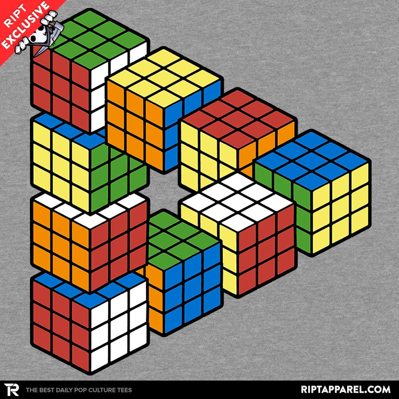 Magic Puzzle Cube Exclusive - RIPT Apparel