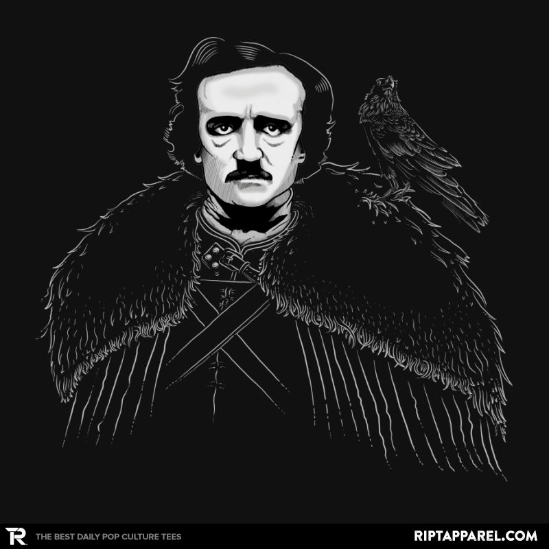Edgar Allen Crow - Collection Image - RIPT Apparel