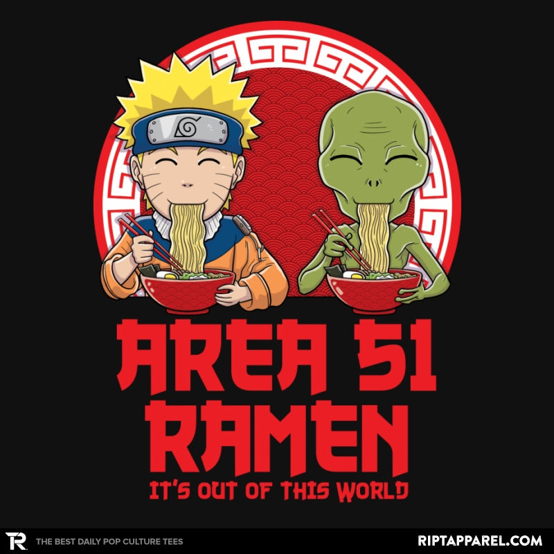 Area 51 Ramen - RIPT Apparel