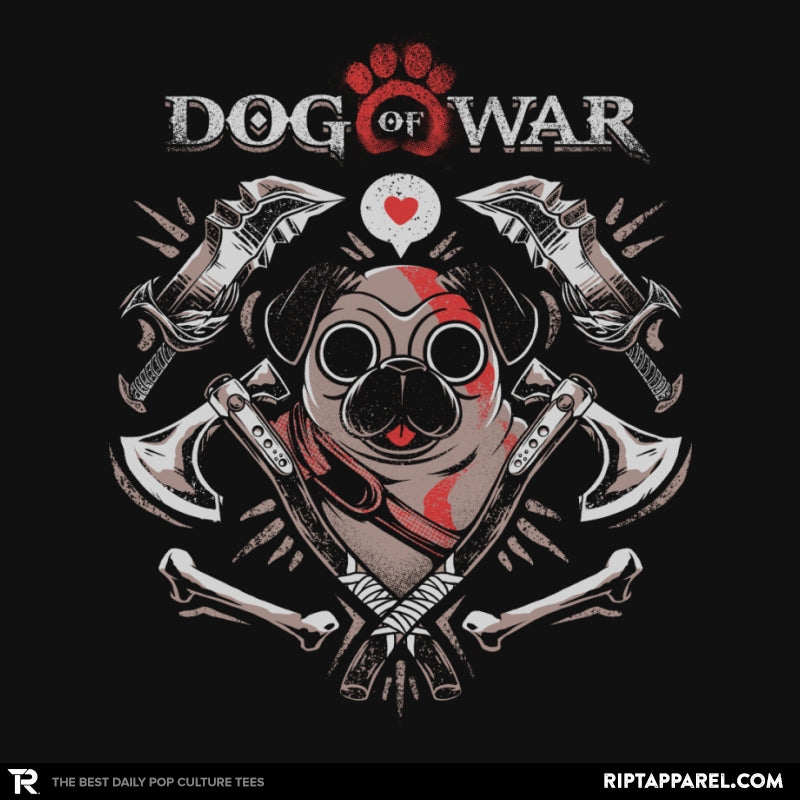 Dog of War - Collection Image - RIPT Apparel