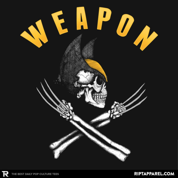 Weapon X Pirate Flag - Collection Image - RIPT Apparel
