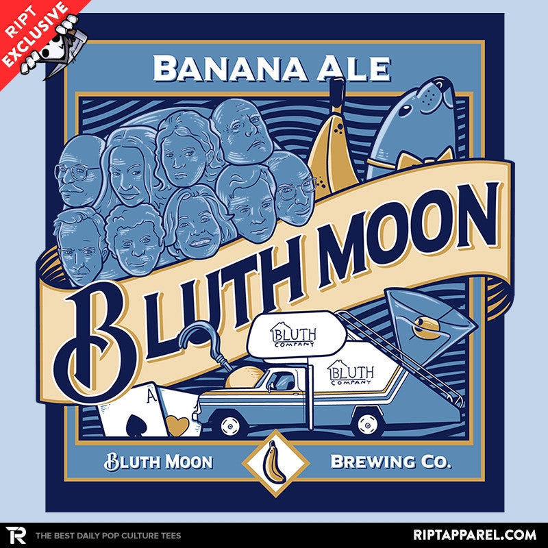 Bluth Moon Exclusive - Collection Image - RIPT Apparel