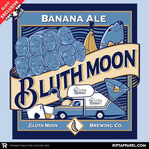 Bluth Moon Exclusive