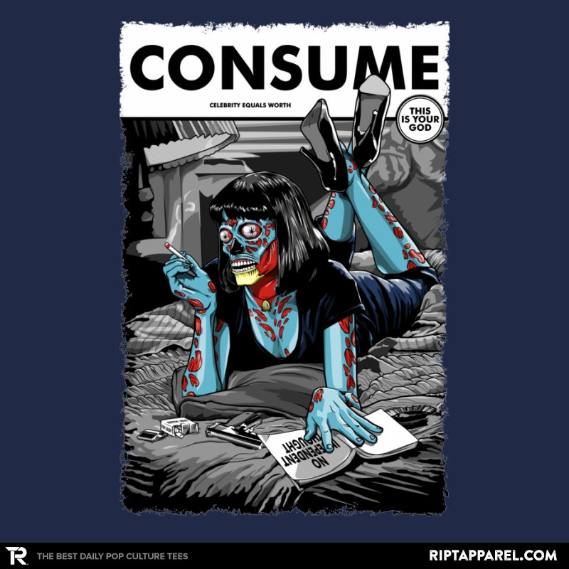 Consume Fiction - Collection Image - RIPT Apparel