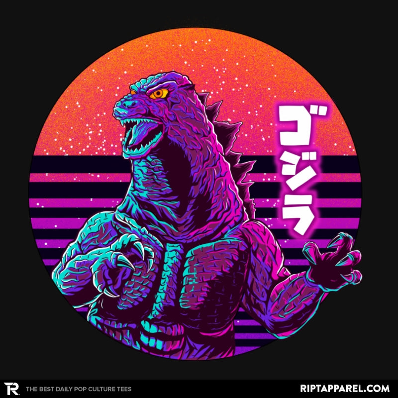 Return of Kaiju 80's - RIPT Apparel