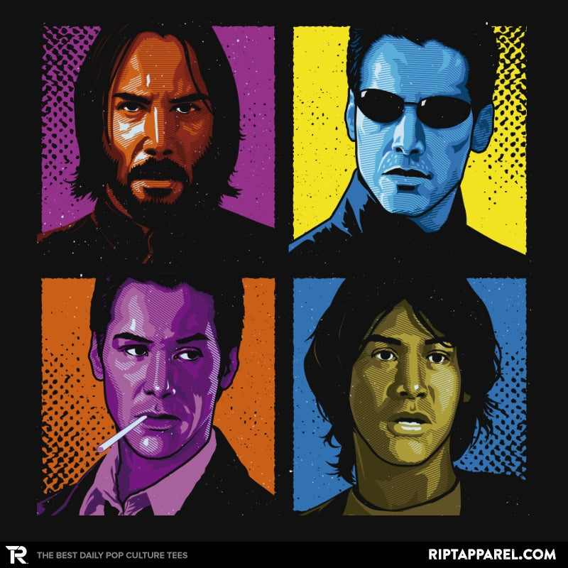Pop Keanu - Collection Image - RIPT Apparel