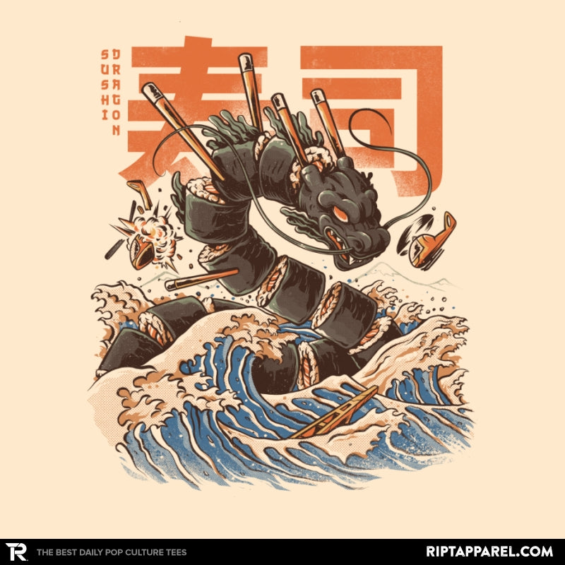 Great Sushi Dragon - Collection Image - RIPT Apparel