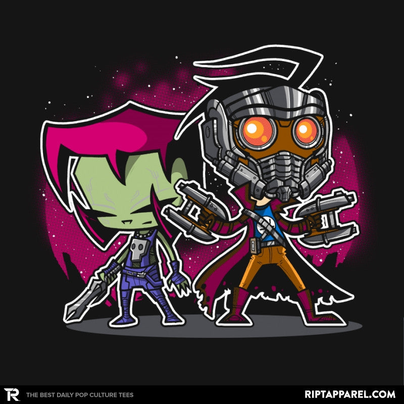 Invaders of The Galaxy Part 2 Exclusive - Awesome Mixtees - Collection Image - RIPT Apparel