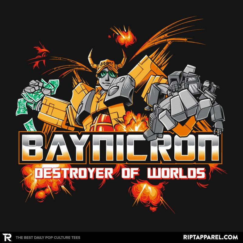 Baynicron Exclusive - Collection Image - RIPT Apparel