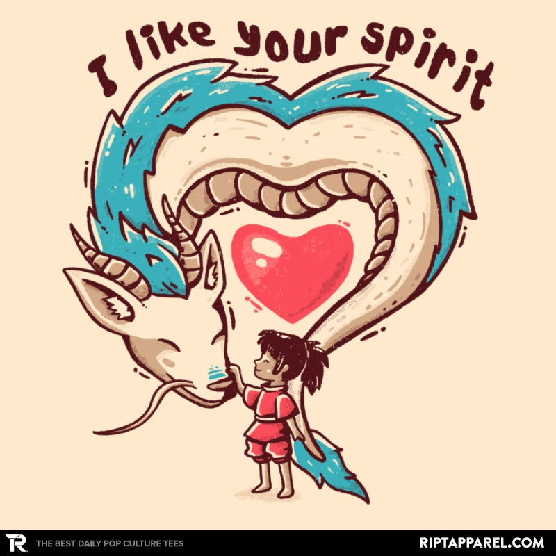 I Like Your Spirit - Collection Image - RIPT Apparel