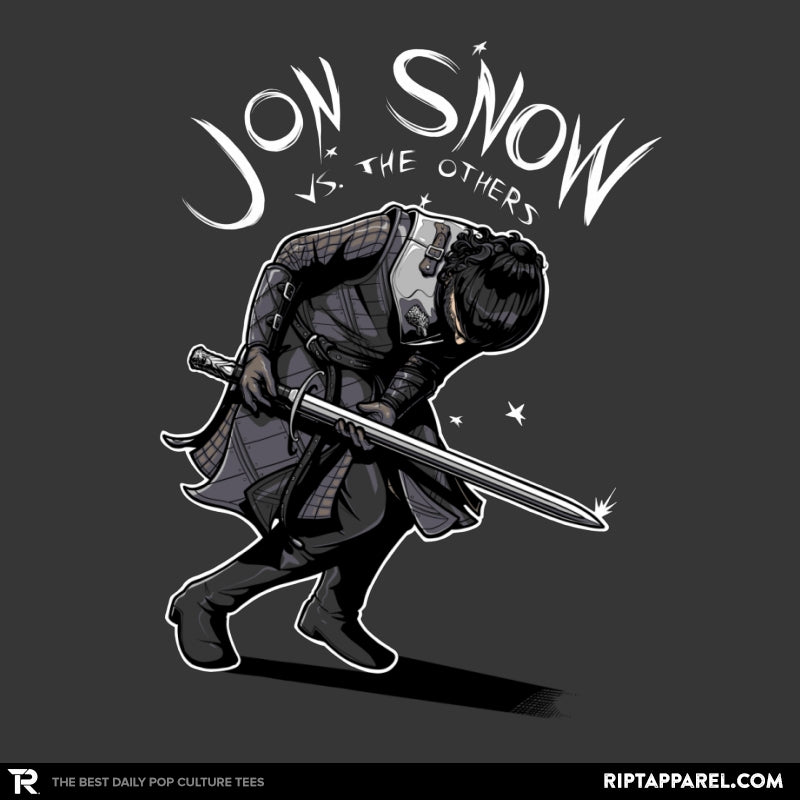 Jon Snow vs The Others - Collection Image - RIPT Apparel