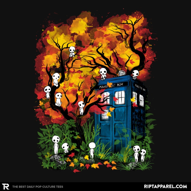 The Doctor in the Forest - RIPT Apparel