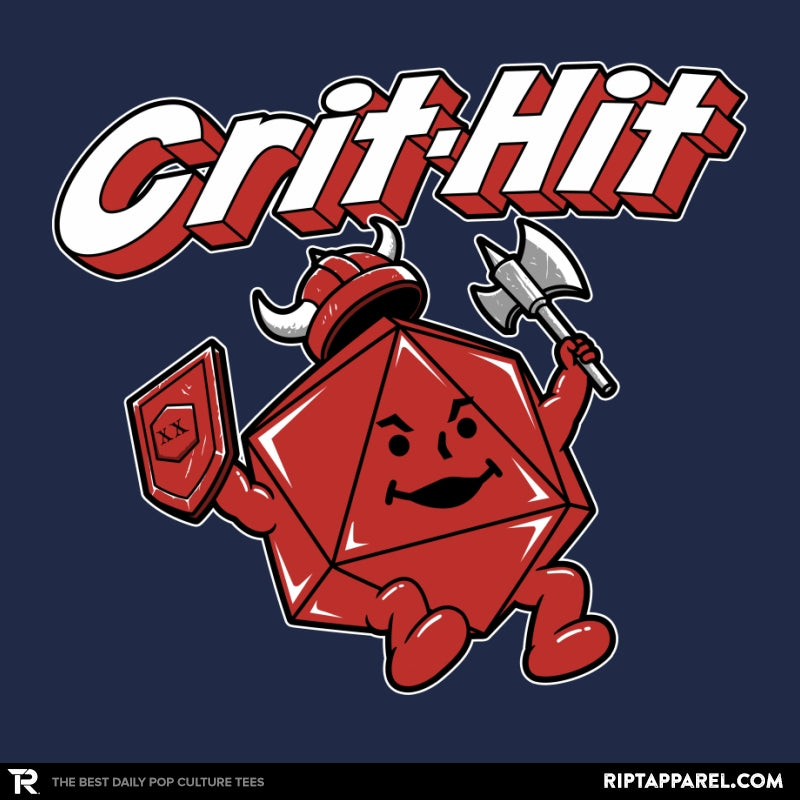 Crit-Hit - Collection Image - RIPT Apparel