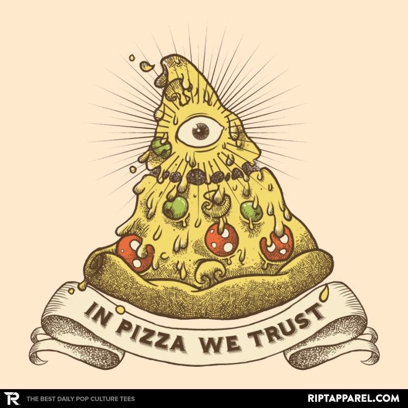 In Pizza We Trust - Collection Image - RIPT Apparel