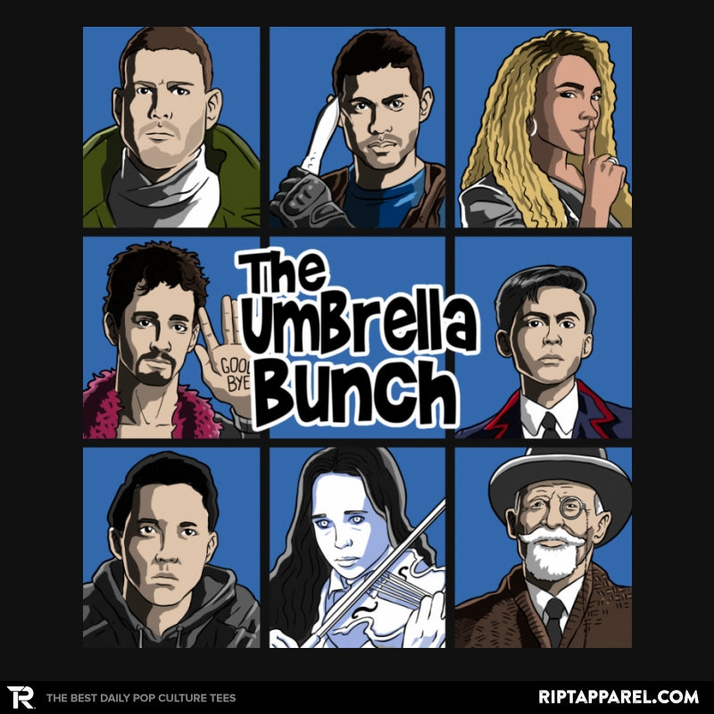 The Umbrella Bunch - RIPT Apparel