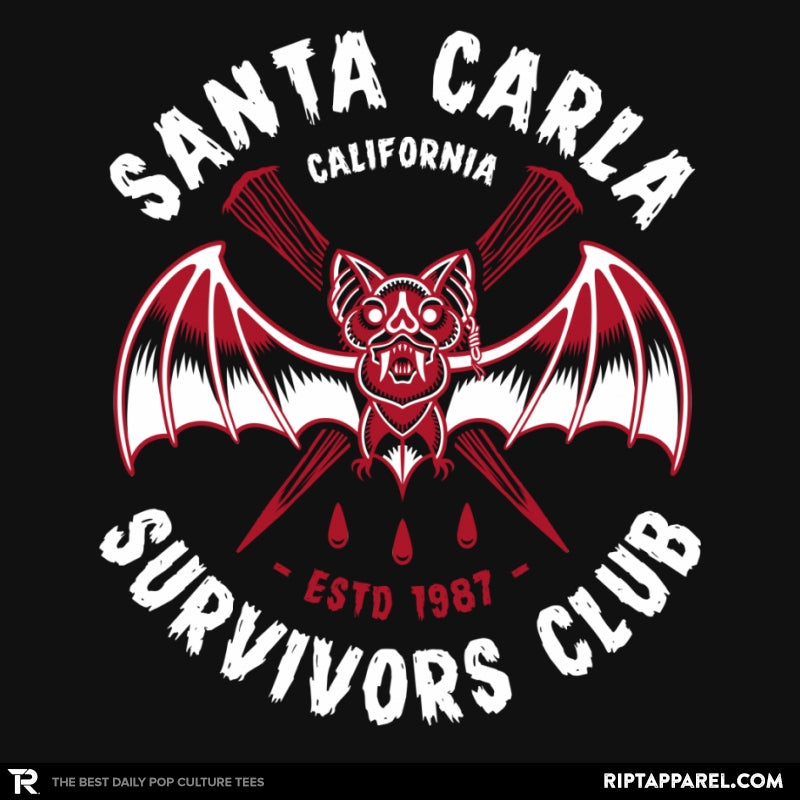 Santa Carla Survivors Club - Collection Image - RIPT Apparel