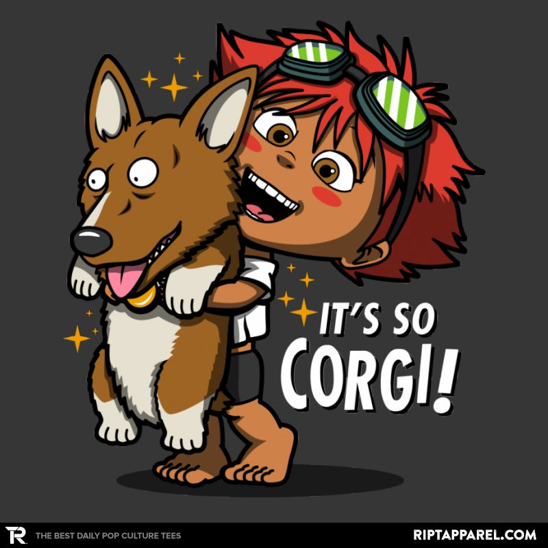It's so Corgi! - RIPT Apparel