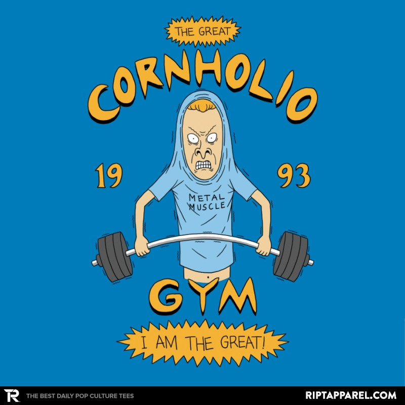 Cornholio's Gym - Collection Image - RIPT Apparel