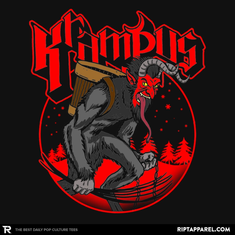 Papa Krampus - Collection Image - RIPT Apparel