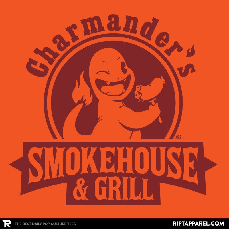 Charmander's Smokehouse & Grill - Collection Image - RIPT Apparel