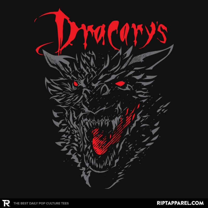 Count Dracarys - RIPT Apparel