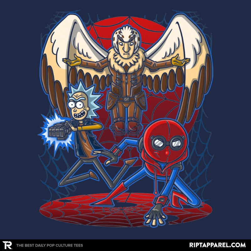 Spidermorty - Collection Image - RIPT Apparel