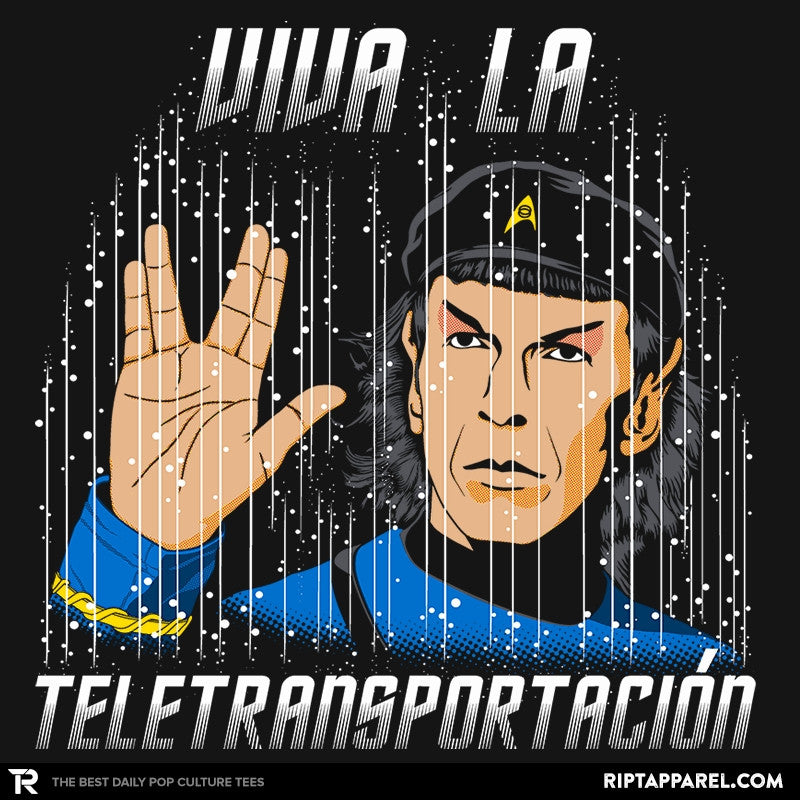 Viva la Teletransportación - Collection Image - RIPT Apparel