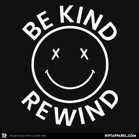 Be Kind Rewind VHS