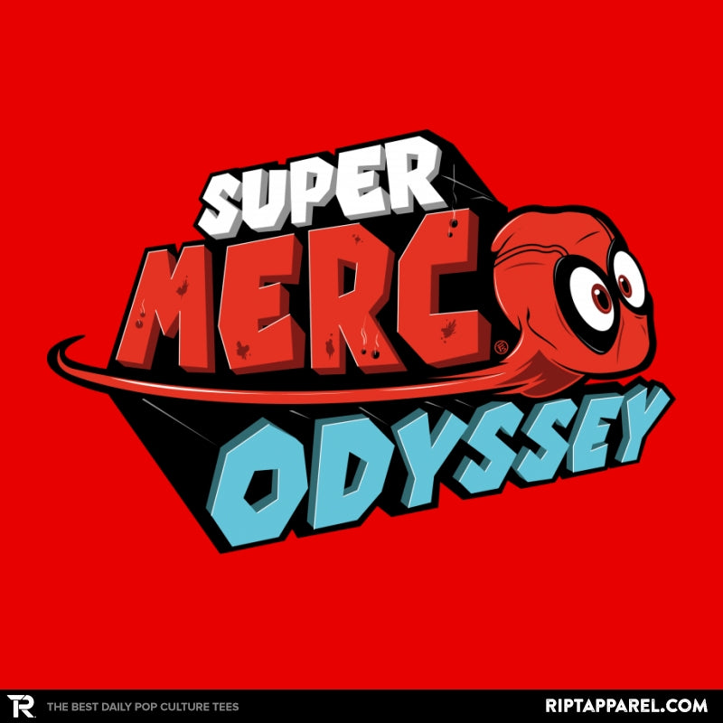 SUPER MERC ODYSSEY - Collection Image - RIPT Apparel