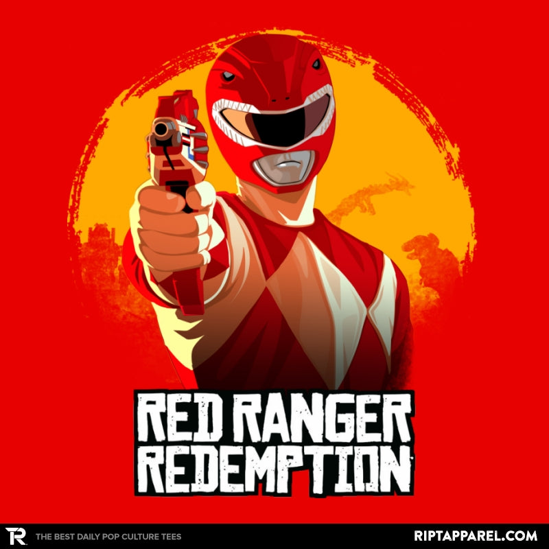 Red Redemption - RIPT Apparel