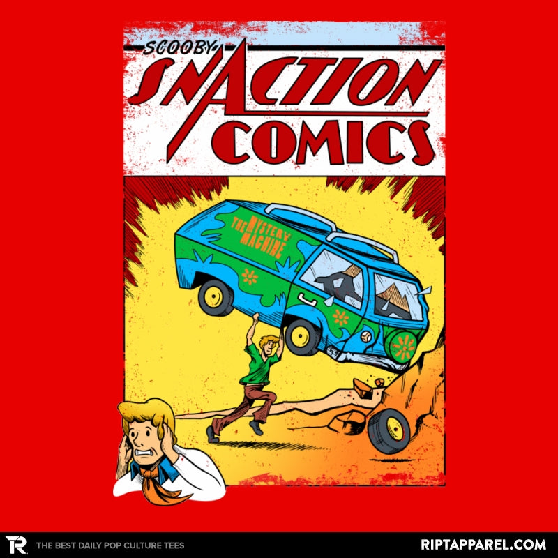 Snaction Comics - RIPT Apparel