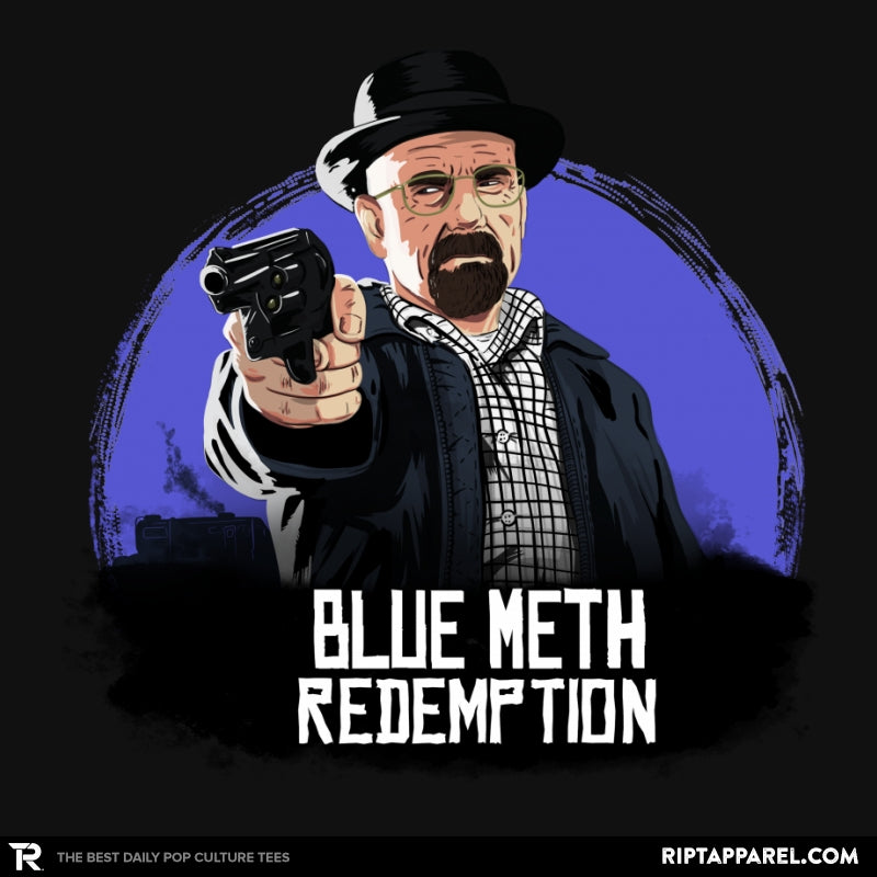 Blue Meth Redemption - RIPT Apparel