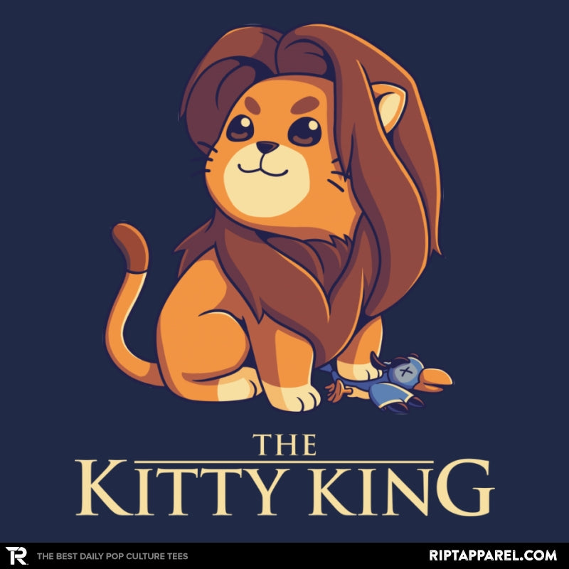 The Kitty King - RIPT Apparel