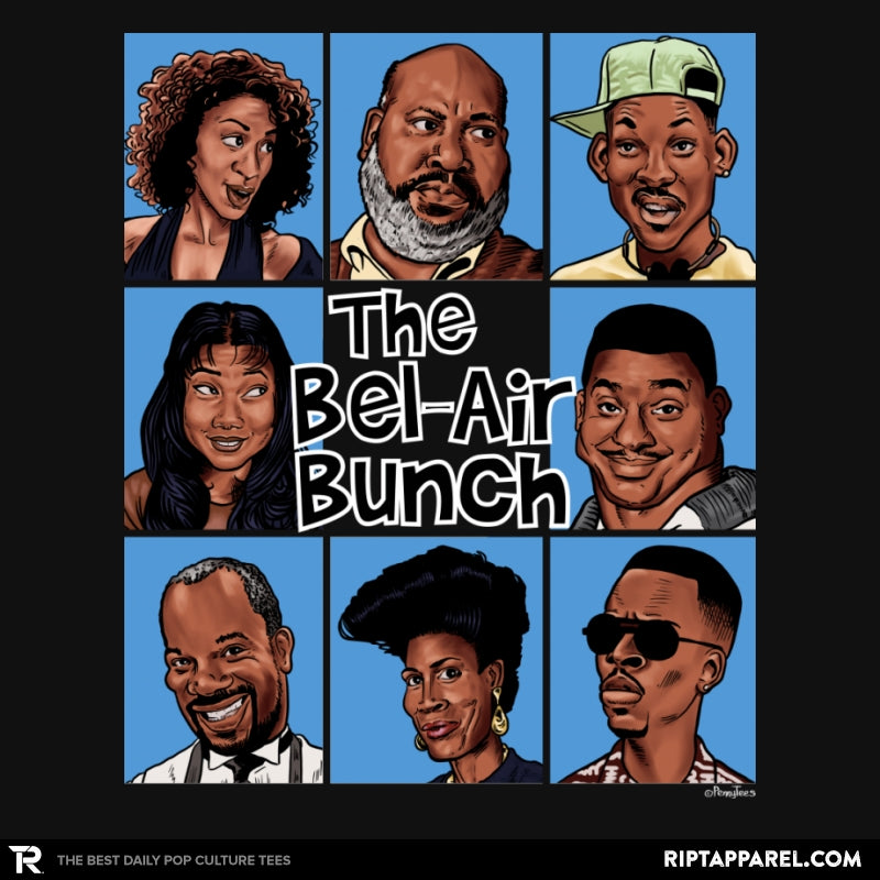 The Bel-Air Bunch - Collection Image - RIPT Apparel