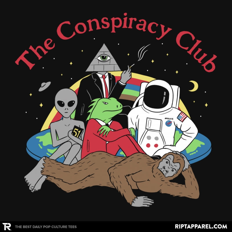 The Conspiracy Club - RIPT Apparel