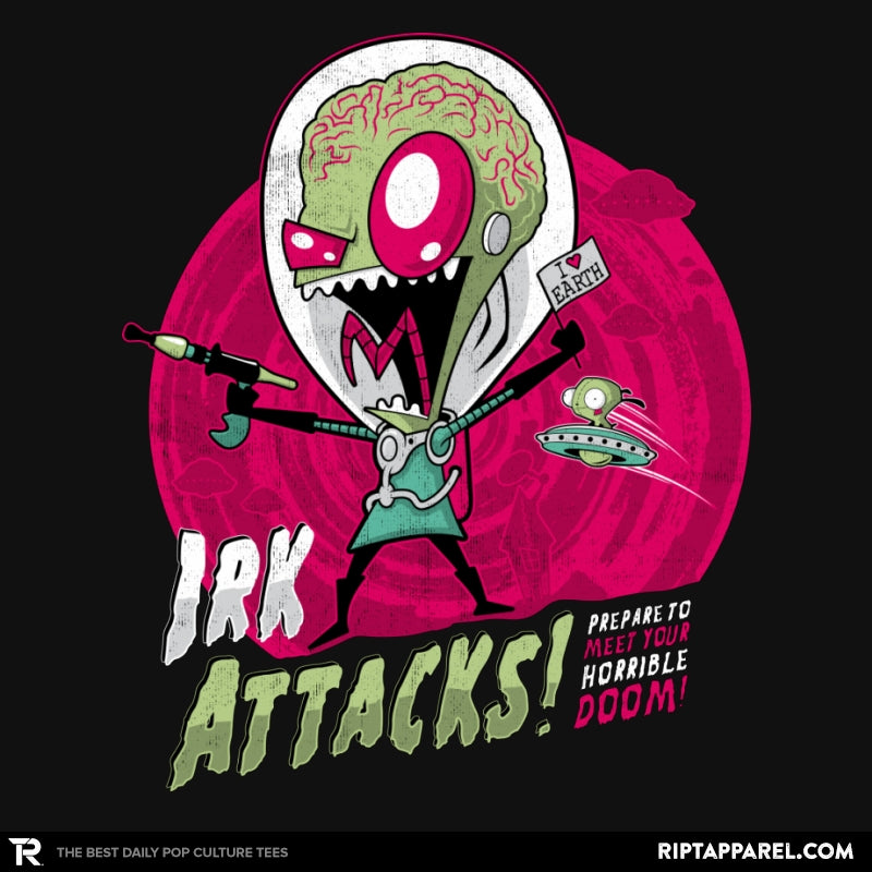 Irk Attacks! - Collection Image - RIPT Apparel