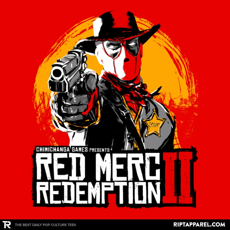 Red Merc Redemption II - Collection Image - RIPT Apparel