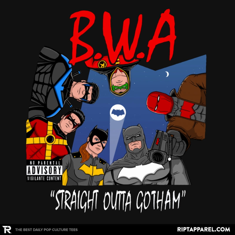 Straight Outta Goth - Collection Image - RIPT Apparel