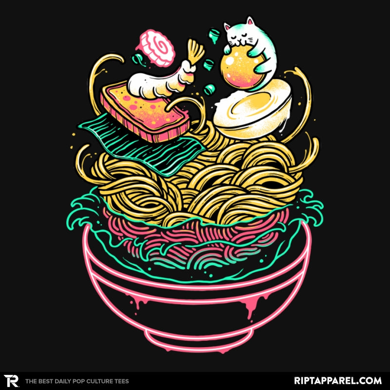Floating Ramen - Collection Image - RIPT Apparel
