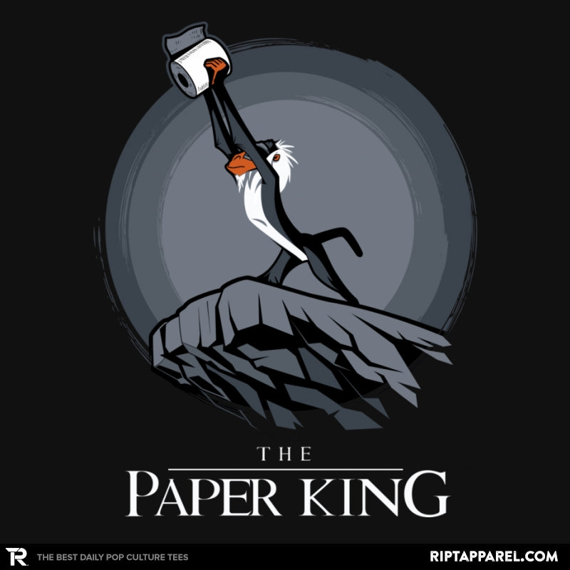The Paper King - RIPT Apparel
