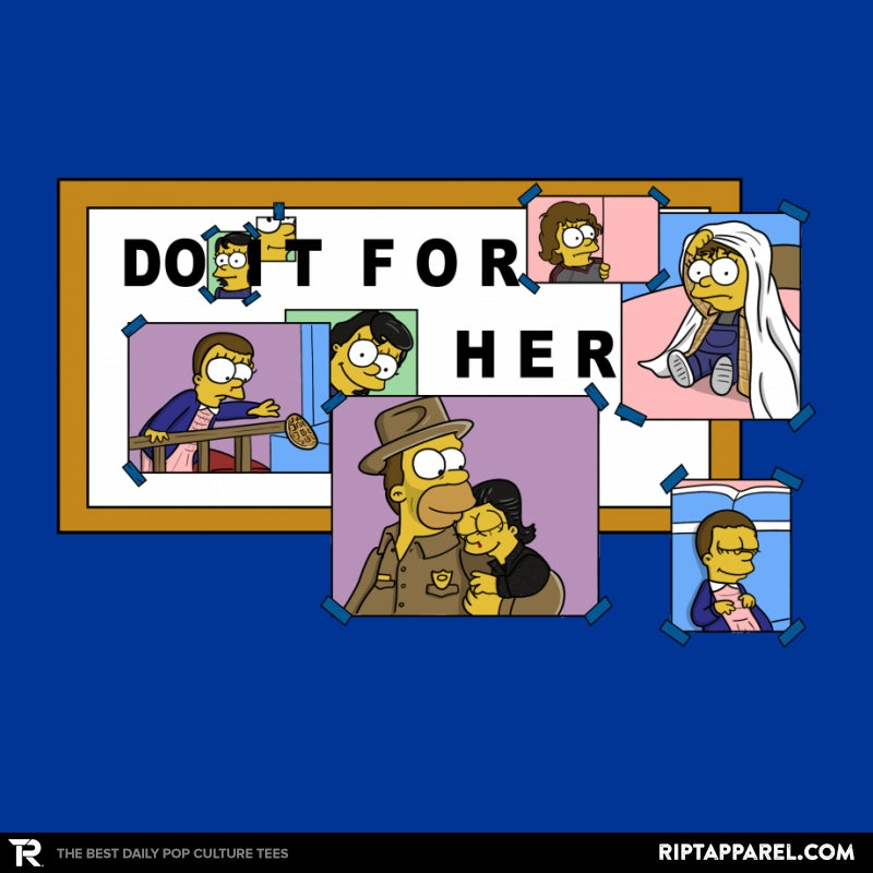 Do It For Her - Collection Image - RIPT Apparel