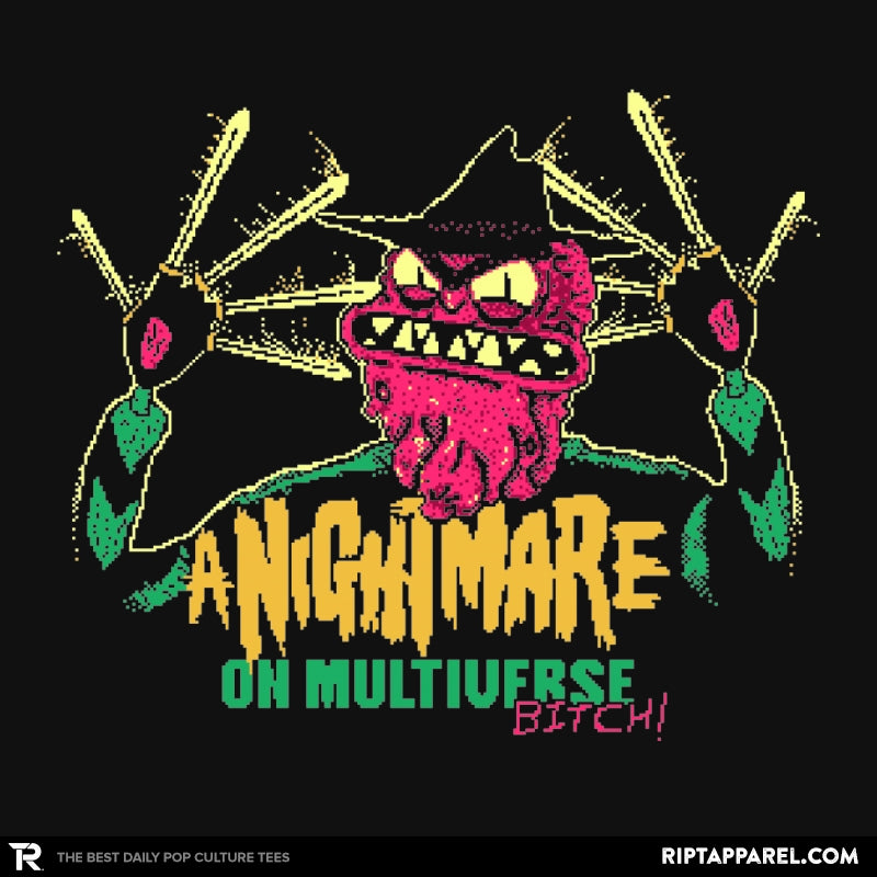 Welcome to my nightmare B....! - Collection Image - RIPT Apparel